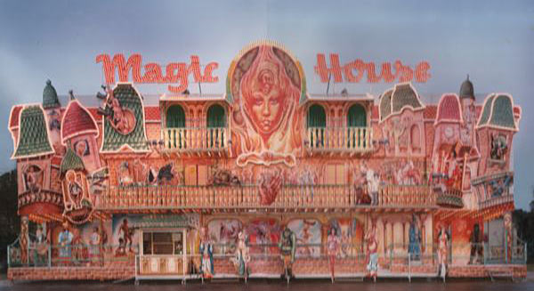 Magic House 1985